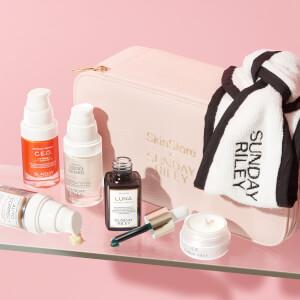 SkinStore x Sunday Riley Limited Edition Bag (Worth $230)