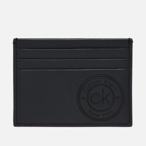 CK Jeans Men's Simple Cardholder - CK Black