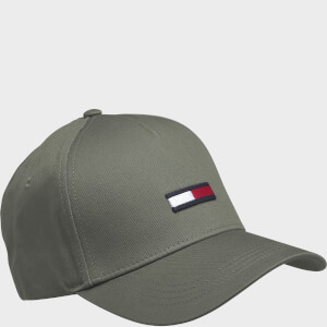 Tommy Jeans Men's Flag Cap - Cypress