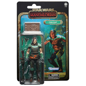 Hasbro Star Wars The Black Series The Mandalorian Cara Dune Action Figure