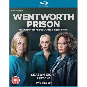 Wentworth Prison: Season 8 Part 1
