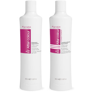 Fanola After Colour Duo Pack 2 x 350ml