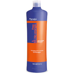 Fanola No Orange Vegan Shampoo 1000ml