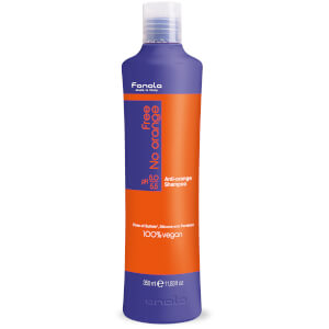 Fanola No Orange Vegan Shampoo 350ml