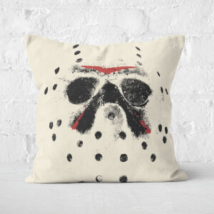 Friday 13th Jason Voorhees Square Cushion