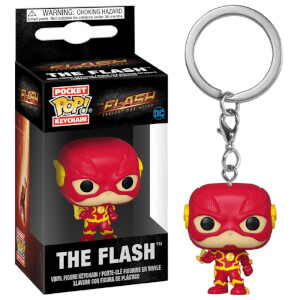 DC TV The Flash Pop! Keychain