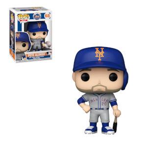 MLB -  Mets- Pete Alonso (Uniforme Strada) Figura Funko Pop! Vinyl