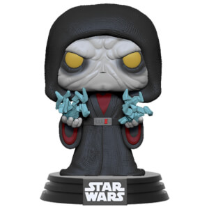 Star Wars The Rise of Skywalker Revitalized Palpatine Funko Pop Vinyl