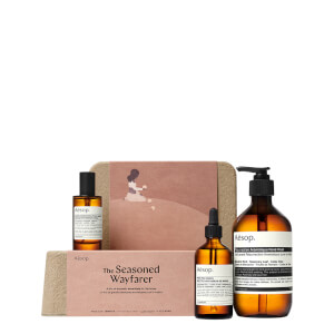 Aesop The Seasoned Wayfarer Home Set (Worth £75.60)