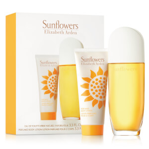 Elizabeth Arden Sunflowers Fragrance and Body Lotion Gift Set