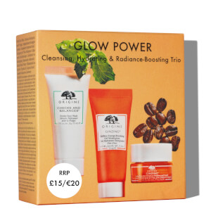 Origins lookfantastic Exclusive Beauty to Go Set Glow Power