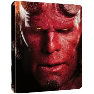 Hellboy 2 -Steelbook 4K Ultra HD (Blu-ray 2D Inclus) - Exclusivité Zavvi