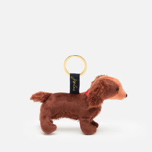 Joules Women's Charmwell Keyring - Brown Spaniel