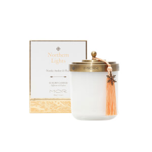MOR Limited Edition Fragrant Candle Northern Lights 380g