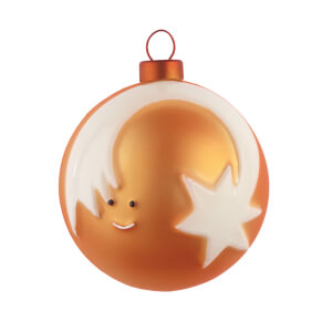 Alessi Star Bauble