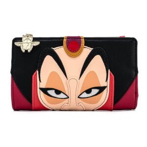 Loungefly Aladdin Jafar Cosplay Wallet