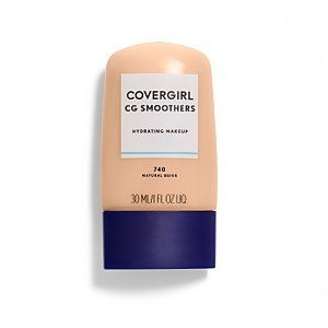 COVERGIRL Smoothers All-Day Hydrating Foundation 7 oz (Various Shades)