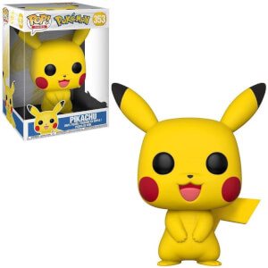 Pokemon Pikachu 10-inch Funko Pop! Vinyl Figure