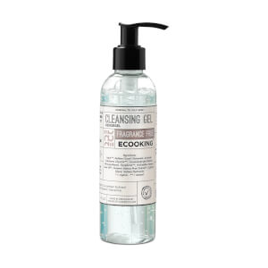 Ecooking Cleansing Gel Fragrance Free 200ml
