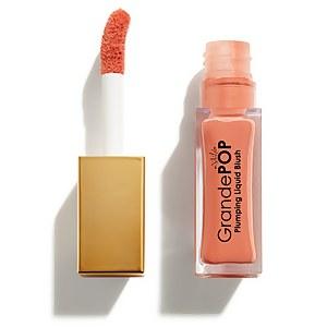 GRANDE Cosmetics GrandePOP Plumping Liquid Blush Sweet Peach