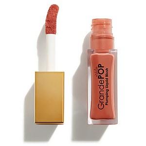 GRANDE Cosmetics GrandePOP Plumping Liquid Blush Tiramisu