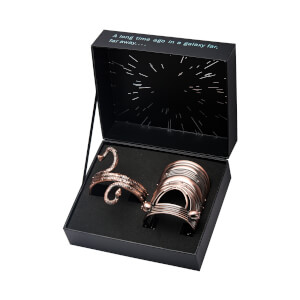 Star Wars Princess Leia Premium Gold Cuff and Bracelet Replica Set – Zavvi Worldwide Exclusive