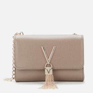 Valentino by Mario Valentino Women's Divina Small Shoulder Bag - Taupe