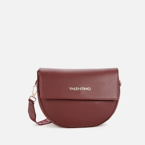Valentino by Mario Valentino Women's Bigs Cross Body Bag - Wine