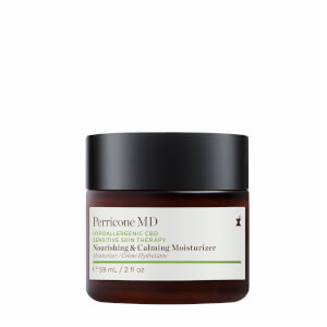 Hypoallergenic CBD Sensitive Skin Therapy Nourishing & Calming Moisturizer