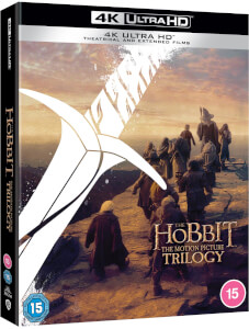 The Hobbit Trilogy - 4K Ultra HD (Includes 2D Blu-ray)