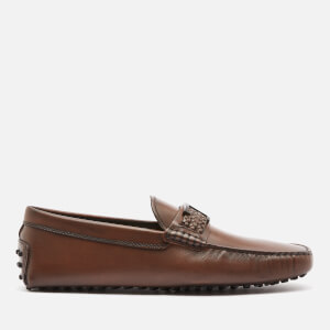 Tod's Men's New Gommini 122 Shoes - Brown