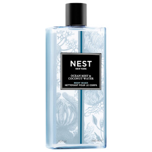 NEST Fragrances Ocean Mist & Coconut Water Body Wash 10 oz