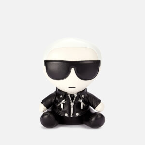 Karl Lagerfeld Women's K/Ikonik Collectable Doll - Black