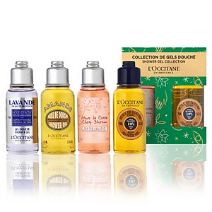 L'Occitane Shower Gel Quartet Set