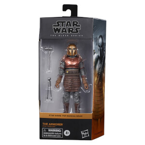 Hasbro Star Wars The Black Series The Armorer Action Figure