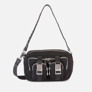 Núnoo Women's Ellie Scuba Cross Body Bag - Black