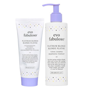 evo Blonde Bombshell Set (Worth $77.90)