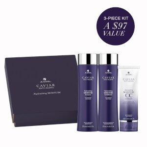 Alterna CAVIAR Anti-Aging Replenishing Moisture Kit (Worth $97.00)