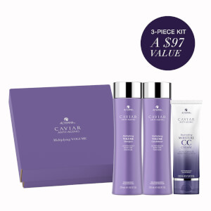 Alterna CAVIAR Anti-Aging Multiplying Volume Kit (Worth $97.00)