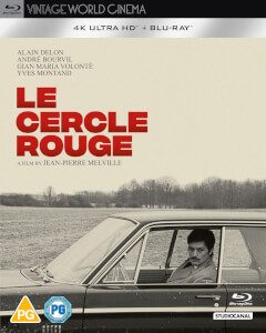 Le Cercle Rouge - 4K Ultra HD
