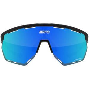Scicon Aerowing Road Sunglasses - Black Gloss