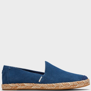 TOMS Women's Pismo Slip-On Pumps - Blue
