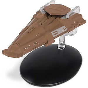 Eaglemoss Star Trek Die Cast Ship Replica - Bajoran Freighter Starship