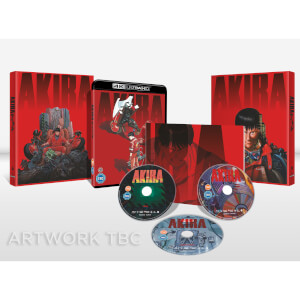 AKIRA - Limited Edition 4K Ultra HD (Inkl. 2D Blu-ray)