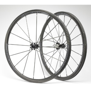 Spinergy Stealth FCC 3.2 Carbon Clincher Disc Wheelset