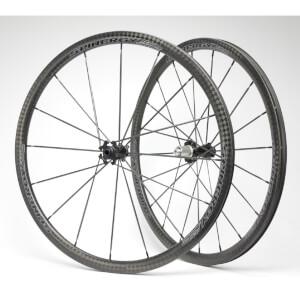 Spinergy Stealth FCC 3.2 Carbon Clincher Disc Wheelset