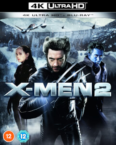 X-Men 2 - 4K Ultra HD (Includes 2D Blu-ray)