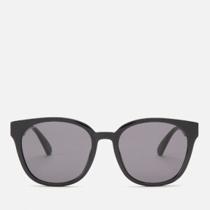 Gucci Women's Acetate Sunglasses - Black/Grey