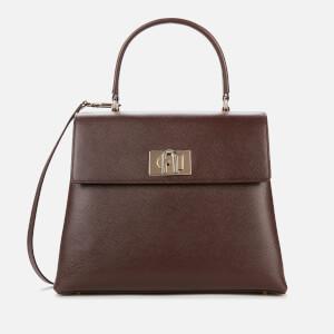 Furla Women's Top Handle Bag - Brown