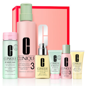 Clinique Great Skin Everywhere Set for Combination/Oily Skin